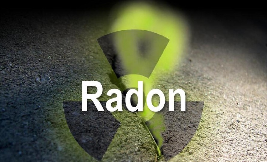 Radon gas is dangerous